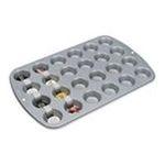 Wilton -  Recipe Right Mini Muffin Pan-24 Cavity 2X3/4 0070896219145