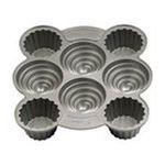 Wilton -  Mini Cupcake Pan-4 Cavity 0070896510433