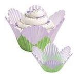 Wilton -  Wilton Lavender Petal Baking Cups, 24 Count 0070896514424