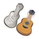 Wilton -  Guitar Cake Pan 0070896550705