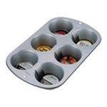 Wilton -  Recipe Right Jumbo Muffin Pan 0070896590558