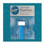 Wilton -  Sapphire Blue Pearl Dust Cake Decorating Fondant 0070896732224