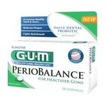 GUM -  Daily Dental Probiotic 28 lozenges 0070942303712