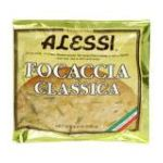 Alessi - Focaccia Classica 0071072030608  / UPC 071072030608
