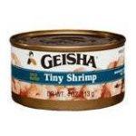 Geisha foods -  Tiny Shrimp 0071140003756