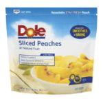 Dole - Sliced Peaches 0071202110163  / UPC 071202110163