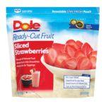 Dole - Sliced Strawberries 0071202171102  / UPC 071202171102