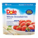 Dole - Whole All Natural Strawberries 0071202177159  / UPC 071202177159