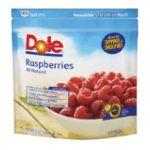 Dole - Raspberries 0071202230120  / UPC 071202230120