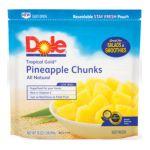 Dole - Pineapple Chunks 0071202285151  / UPC 071202285151