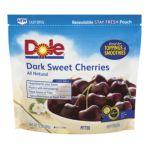 Dole - Dark Sweet Cherries 0071202310129  / UPC 071202310129