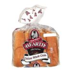 Aunt millie's - Hearth Deluxe Whole Grain Hot Dog Buns 0071314002615  / UPC 071314002615