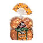 Aunt millie's - Buns Enriched Onion 0071314003322  / UPC 071314003322