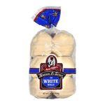 Aunt millie's -  Rolls Brown & Serve Split Top White 0071314006026