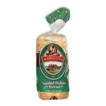 Aunt millie's - Bread Enriched Italian Seeded 0071314103282  / UPC 071314103282