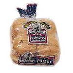 Aunt millie's - Potato Hamburger Buns 0071315001754  / UPC 071315001754