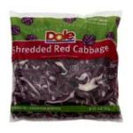 Dole - Red Cabbage 0071430002018  / UPC 071430002018