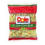 Dole - Classic Cole Slaw 0071430003008  / UPC 071430003008