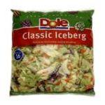 Dole - Classic Iceberg 0071430008102  / UPC 071430008102