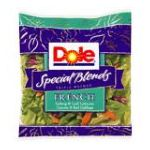 Dole - Salad Blend 0071430008188  / UPC 071430008188