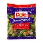 Dole - Salad Blend American 0071430009338  / UPC 071430009338