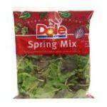 Dole - Spring Mix 0071430009437  / UPC 071430009437