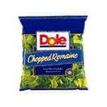 Dole - Salad Blends Chopped Romaine 32 0071430009512  / UPC 071430009512