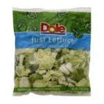 Dole - Just Lettuce 0071430009543  / UPC 071430009543