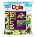 Dole - Butter & Red Leaf 0071430009635  / UPC 071430009635