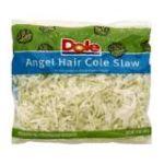 Dole - Angel Hair Cole Slaw 0071430009741  / UPC 071430009741