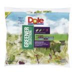 Dole - Greener Selection 0071430009819  / UPC 071430009819