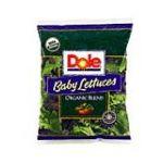 Dole - Baby Lettuces 0071430009970  / UPC 071430009970