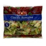 Dole - Classic Romaine 0071430010372  / UPC 071430010372
