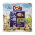 Dole - Classic Iceberg 0071430010648  / UPC 071430010648
