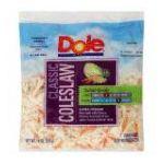 Dole - Cole Slaw 0071430010662  / UPC 071430010662