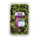 Dole - Spring Mix Lettuce 0071430010686  / UPC 071430010686