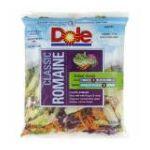 Dole - Classic Romaine 0071430010693  / UPC 071430010693