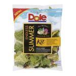 Dole - Endless Summer Salad Kit 0071430010730  / UPC 071430010730