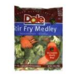 Dole - Stir Fry Medley 0071430012130  / UPC 071430012130