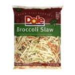 Dole - Broccoli Slaw 0071430012161  / UPC 071430012161
