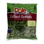 Dole - Collard Greens 0071430015018  / UPC 071430015018