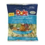 Dole - Salad Kit 1 kit 0071430017012  / UPC 071430017012