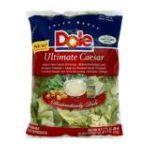 Dole - Salad Kit Ultimate Caesar 1 kit 0071430017029  / UPC 071430017029