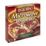 Digiorno -  Pizza Thin Crispy Crust Supreme 0071921006471