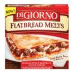 Digiorno -  Flatbread Melts For One Italian Sytle Meatball 0071921008345
