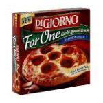 Digiorno -  Pizza Garlic Bread Crust Pepperoni 0071921009793