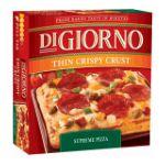 Digiorno -  One Thin Crisp Crust Supreme Pizza 0071921009878
