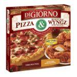 Digiorno -  Three Meat Pizza & Boneless Honey Bbq Wyngz 0071921017736
