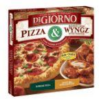 Digiorno -  Supreme Pizza & Honey Bbq Boneless Wings 0071921017774