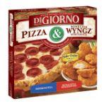 Digiorno -  Pepperoni Pizza & Buffalo Wyngz 0071921017798